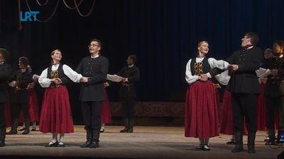 """Līvānu novada tautas deju ansamblis """"Silava"""" svin 40. jubileju"""
