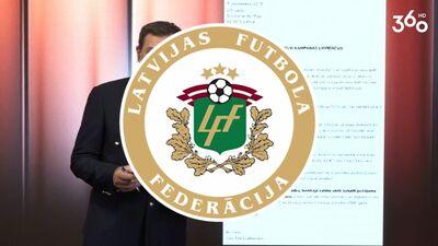 Kāpēc Futbola federācija saņēma dusmīgu vēstuli no līdzjutējiem?