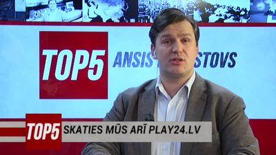 27.02.2017 Ziņu top 5