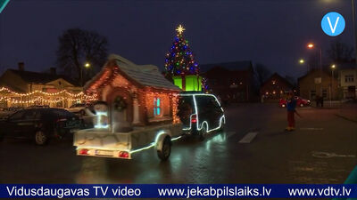 23.12.2020 Jēkabpils laiks