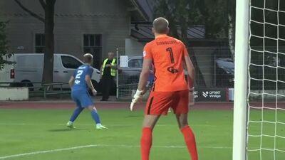Optibet futbola virslīga: RFS - FK Metta. Spēles ieraksts