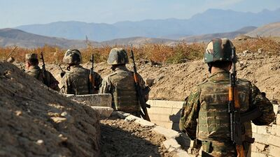 Kalniete: Tas, kas notiek starp Armēniju un Azerbaidžanu, ir ļoti bīstami