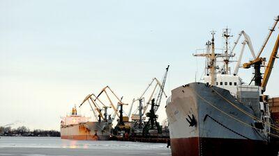 Linkaits par lēmumu nodot Rīgas un Ventspils ostas valsts pārvaldībā