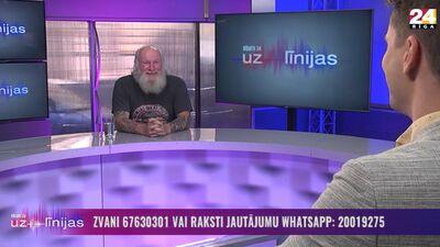 Maestro Raimonds Pauls sūdzas par skaļajiem motocikliem Rīgā