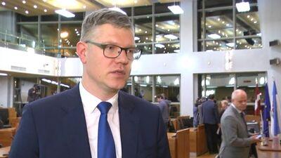 Ķirsis: Rīgas domes korupcijas pūķim nocirstas divas no trim galvām