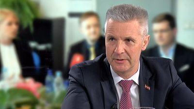 """Pabriks par LTV valdes konkursu: """"Šeit nevar runāt par politisko spiedienu"""""""