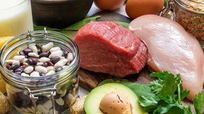 Ar kādiem produktiem var uzņemt B12 vitamīnu?