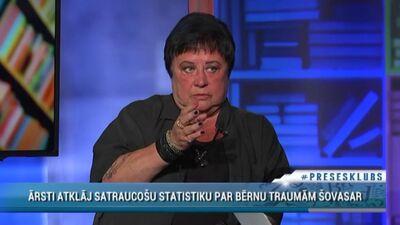 """Veidemane: Šīs vasaras bērnu traumu skaits ir daudz nopietnāks par visiem """"kovidiem"""""""