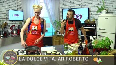 17.07.2017 La Dolce Vita. Ar Roberto 2. daļa