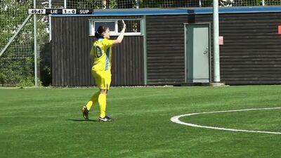 Sieviešu futbola līga: Liepāja FS - Super Nova/RTU