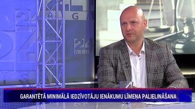 Zvērināts advokāts Dmitrijs Skačkovs par GMI palielināšanu
