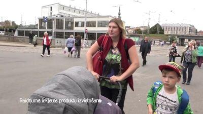 Magone sašutusi par Rīgas Centrāltirgū redzēto