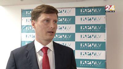 "Partija ""KPV LV"" Rīgas mēra amatam virza Ralfu Nemiro"