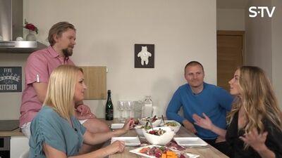 Ģimenes sarunājas 1. sezona 4. epizode