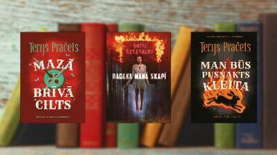 Grāmatas, ko iesaka rakstniece Laura Dreiže