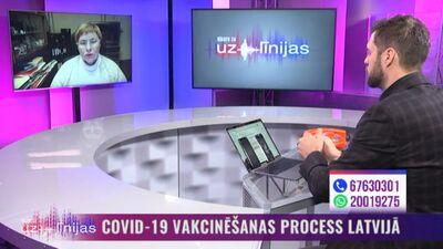 Kur vērsties, ja pēc vakcinācijas pret Covid-19 parādās izteiktas blaknes?