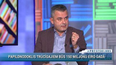 Abu Meri: Daudzi sabiedrībā zināmi cilvēki maksā tikai 50€ - 100€ sociālo nodokli