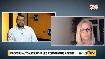 Baško: Robotizācija skars sfēras, kurās darbinieki dara rutinizētu darbu