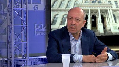 Burovs: Nevajag meklēt politiskās dividendes krīzes laikā