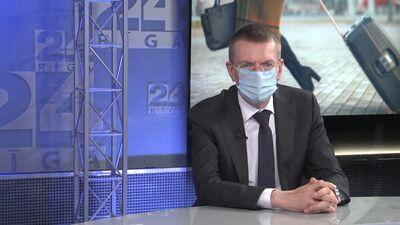 Edgars Rinkēvičs par valdības stabilitāti