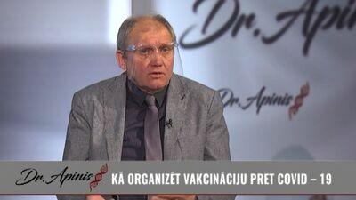 Diskusija. Vai pret Covid-19 vakcinācijas organizēšanā ir jāiesaista NBS?