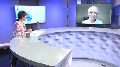 Eva Juhņēviča stāsta par vakcīnu krājumiem valstī