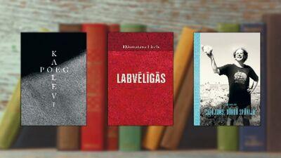Grāmatas, ko iesaka tulkotāja Daila Ozola