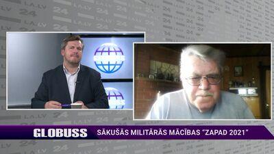 Daukšts: Merkeles aiziešana Krievijai ir izdevīga