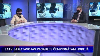Kalvītis: Sportistu vakcinācija visdrīzāk būs jūnijā pēc PČ hokejā