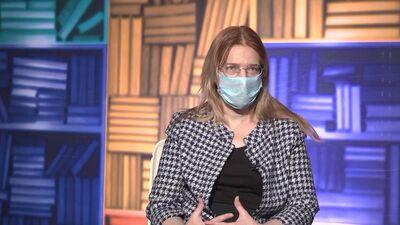 Riekstiņa: Pandēmija ilgst jau 14 mēnešus. Ir jāsāk analizēt, kur visvairāk inficējas ar Covid-19
