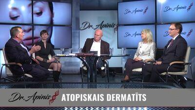 Kā atopisko dermatītu ārstēja kādreiz un kā ārstē tagad?