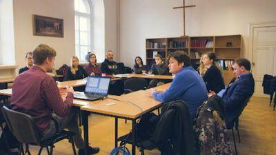 Teoloģijas fakultāte: tici un zini!
