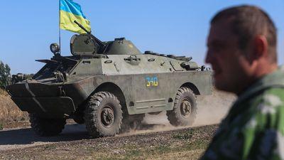 Ukrainas armija 3 mēnešos var atgūt Donbasu, uzskata Liepiņš