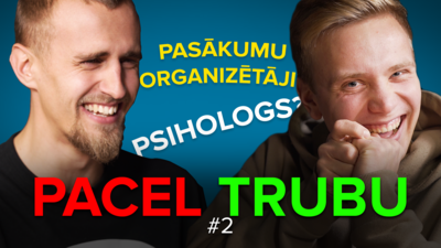 "12.12.2019 Ghetto Comedy ""Pacel Trubu"""