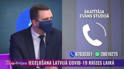 Vai vakcinēšanās pret Covid-19 atbrīvo no pašizolācijas ierodoties Latvijā?