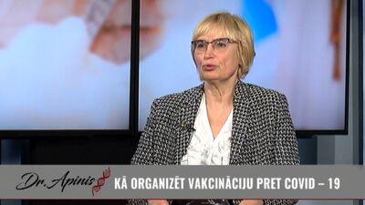 Kā vajadzētu organizēt vakcināciju pret Covid-19?
