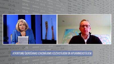 Guntars Levics komentē poligonu tarifu kāpumu