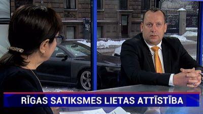 Vilemsons: Rīgas domes atlaišanai ir politisks piesitiens - man ir pierādījumi!