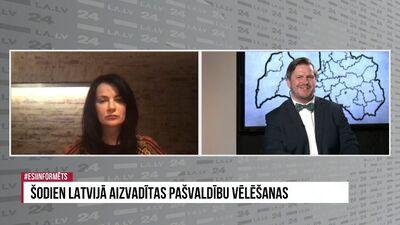 Speciālizlaidums: Latvijas pašvaldību vēlēšanas 4. daļa
