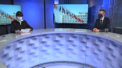 Rinkēvičs: Šobrīd situācija Baltkrievijā ir tāda, kurā neviens īsti nevar gūt pārsvaru