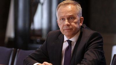 Riekstiņš vērtē Ilmāra Rimšēviča palikšanu Latvijas Bankas prezidenta amatā