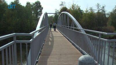 Viļānos pārbūvē tiltus