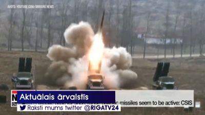 Ziemeļkorejā atklātas 13 slepenas raķešu ražotnes