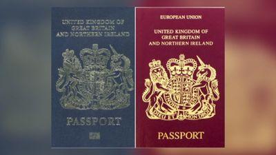Lielbritānija sāk izdot jaunas pases
