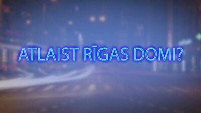 Tvitersāga: Atlaist Rīgas domi?