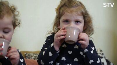 Kādas zāļu tējas ir vislabākās mazuļa veselībai?