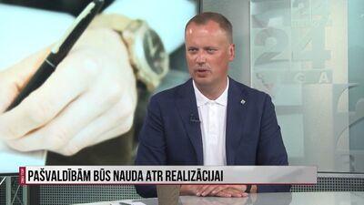 Tavars: Šī valdība nerūpējas par Latvijas novadiem