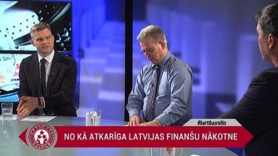 Moneyval Latvijai draud ar melno sarakstu. Ko tas liecina?