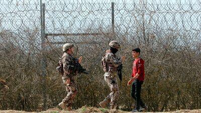 Ziņkovskis: ES valstīm solidāri jāpalīdz robežas noturēšanā
