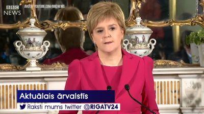 Skotijas parlaments balsos pret Lielbritānijas izstāšanos no ES